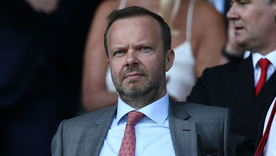 Ed Woodward Ready to Meet £80m Asking Price to Complete Man Utd's Second Summer Signing