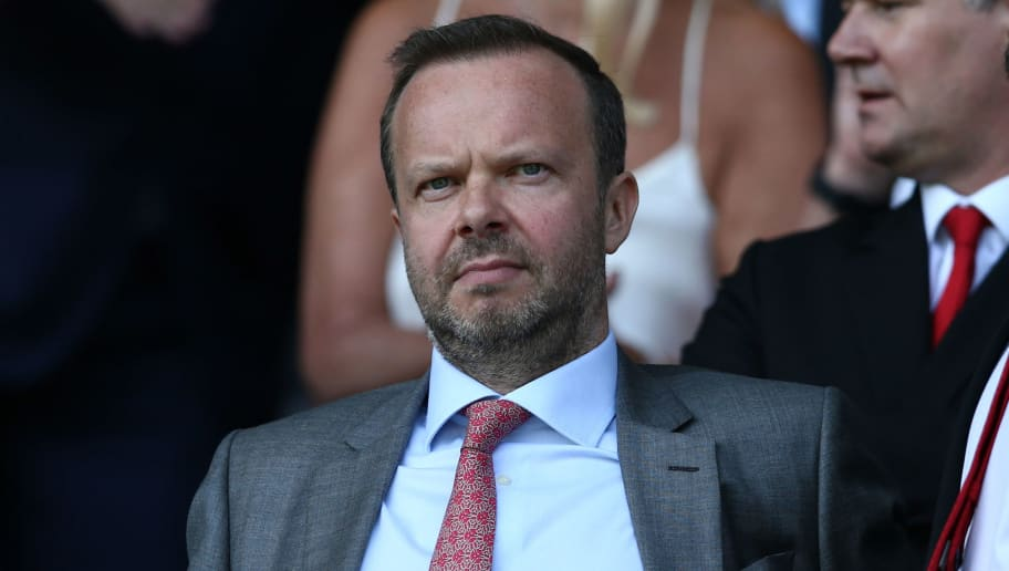 Ed Woodward Reiterates Man Utd Owners Stance Amid Saudi Crown Prince Takeover Rumours