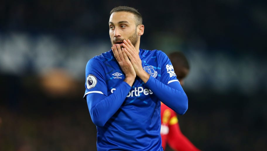 Crystal Palace Confirm Signing of Cenk Tosun on Loan From Everton