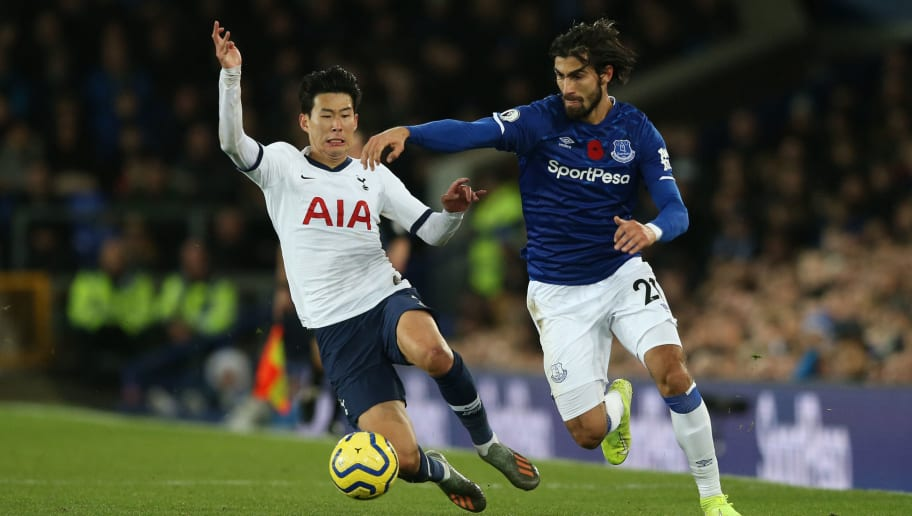 Andre Gomes,Son Heung-Min
