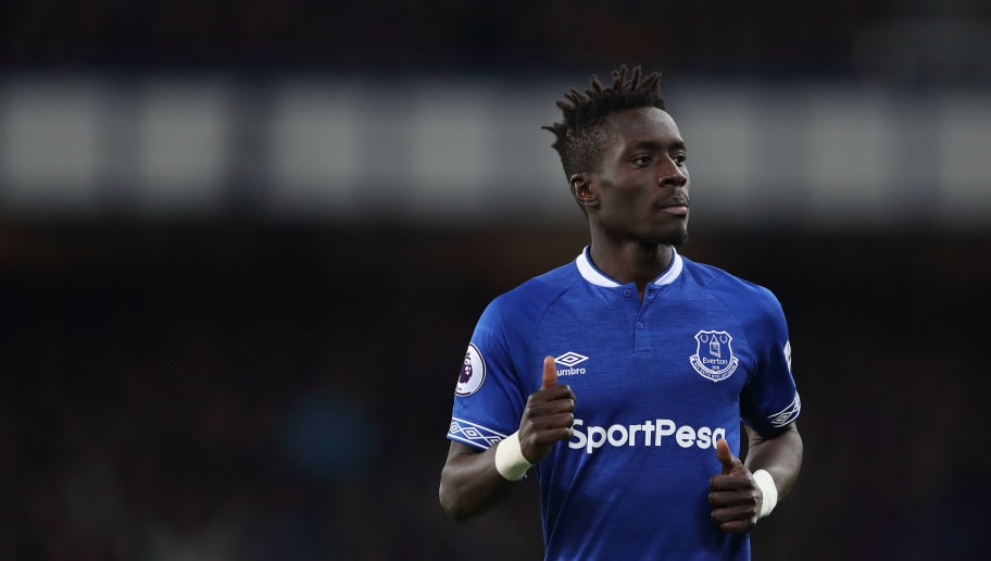 LIVERPOOL, ENGLAND - DECEMBER 10: Idrissa Gueye of Everton during the Premier League match between Everton FC and Watford FC at Goodison Park on December 10, 2018 in Liverpool, United Kingdom. (Photo by James Williamson - AMA/Getty Images)