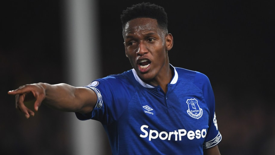 cd2b602971 Yerry Mina Facing 'Minimum of 3 Weeks' Out After Suffering Hamstring Injury  With Colombia
