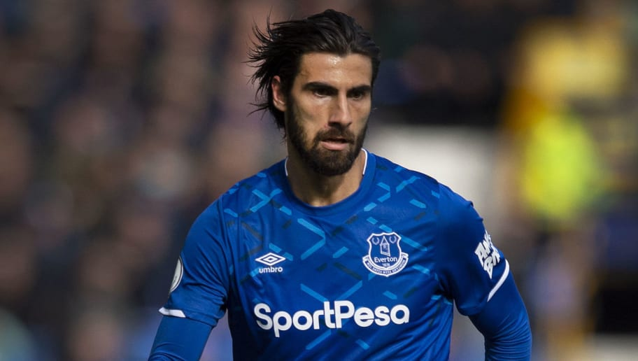 André Gomes - Portuguese Soccer Player