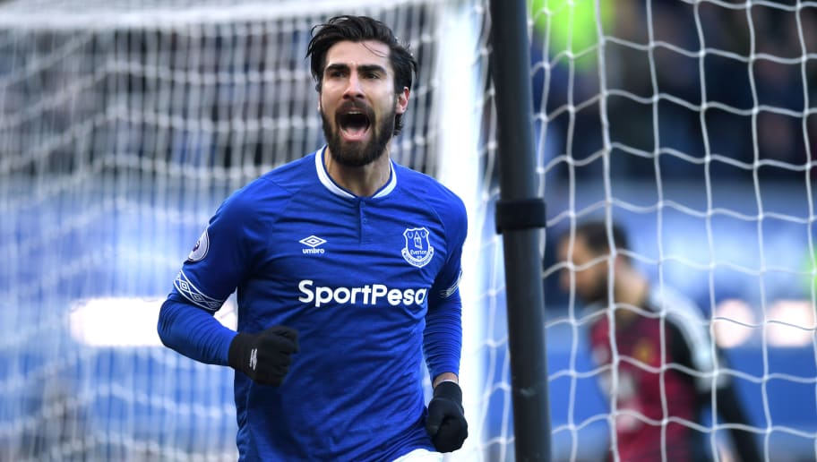 9fc63f795 Andre Gomes Charged by FA for Off-the-Ball Incident After Everton's Defeat  to Fulham