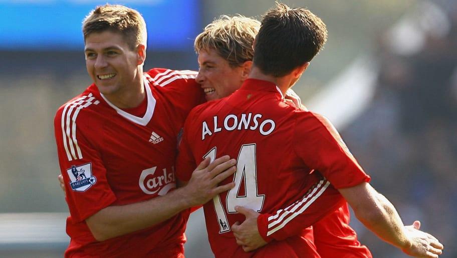 Fernando Torres,Steven Gerrard,Xabi Alonso