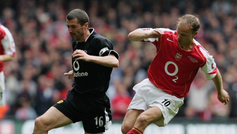 Dennis Bergkamp,Roy Keane