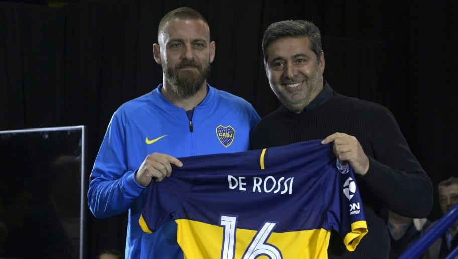 FBL-ARG-BOCA-DE ROSSI