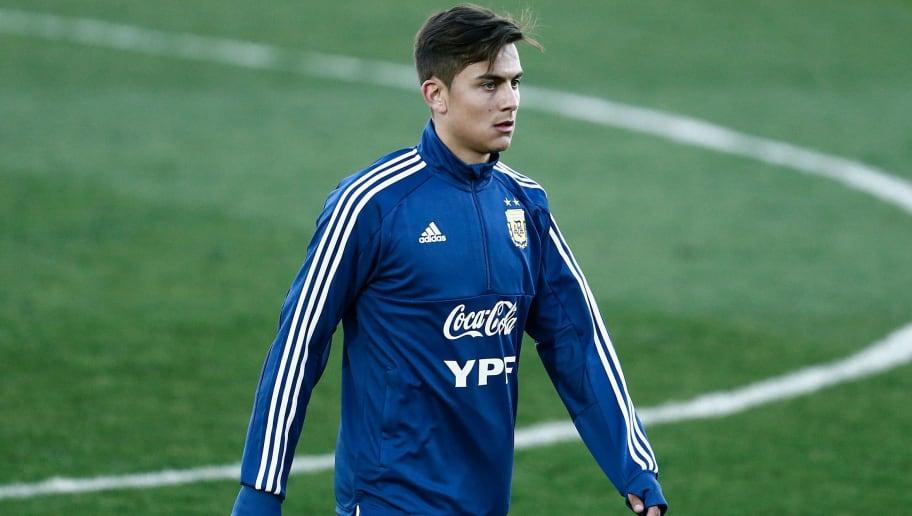FBL-ARGENTINA-TRAINING