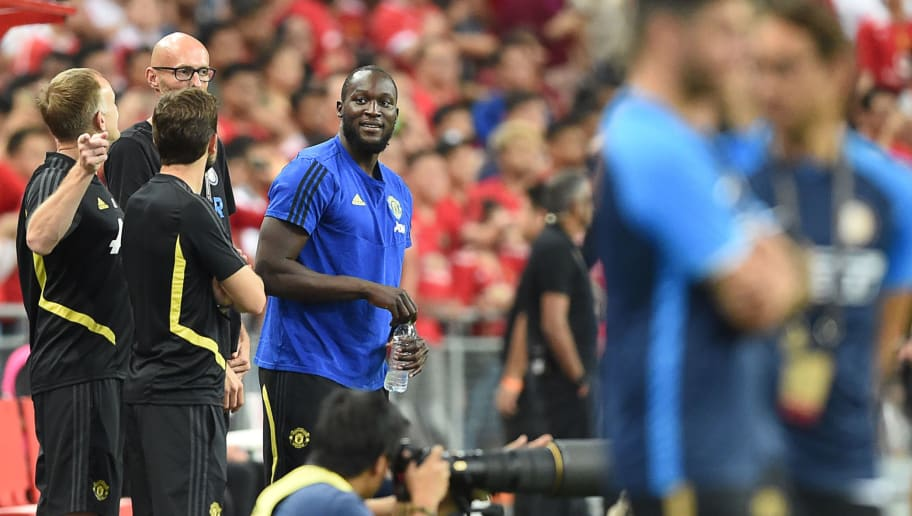 Image result for Lukaku and Inter fans