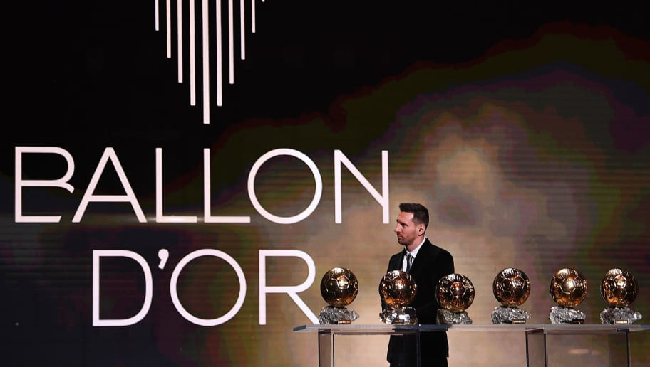 FBL-BALLON D'OR-2019-AWARD