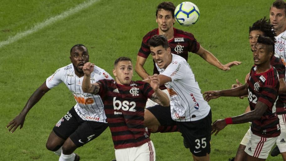 FBL-BRA-COPA DO BRASIL-FLAMENGO-CORINTHIANS