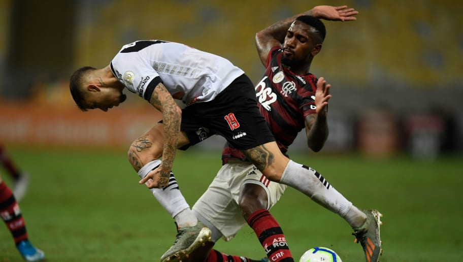 FBL-BRAZIL-FLAMENGO-VASCO
