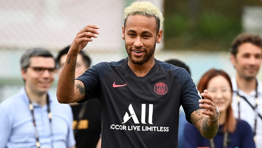 PSG launch campaign to clean Neymar's image with angry fans