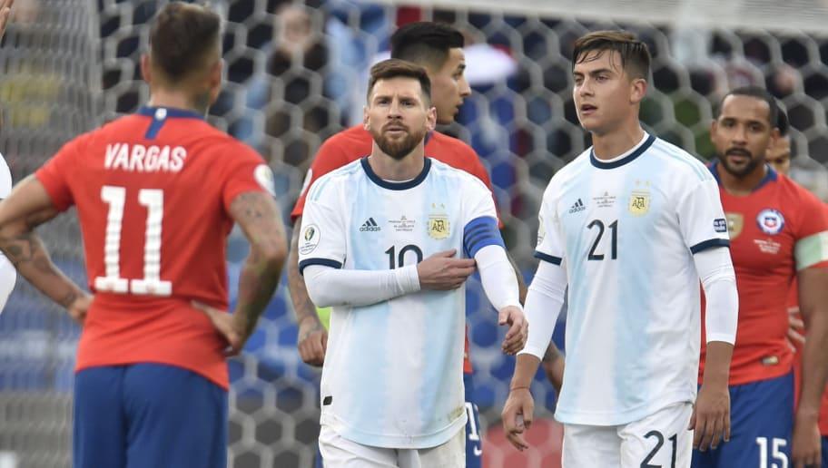 FBL-COPA AMERICA-2019-ARG-CHI