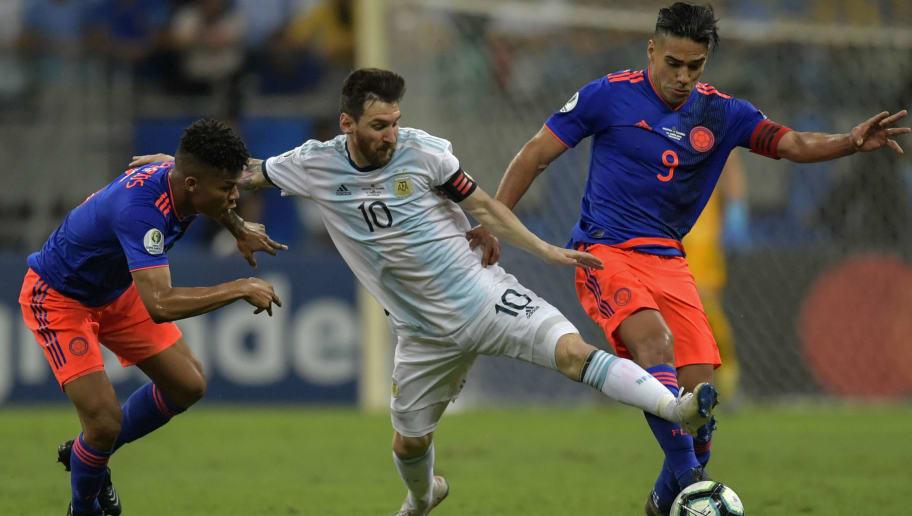 Légende : Le magnifique hommage de Radamel Falcao à Lionel Messi