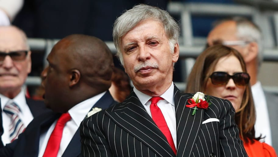 Stan Kroenke 'Played Big Role' in Arsenal's Summer Transfer Window Spending Spree