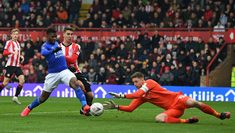 Kelechi Iheanacho's Revival Continued in Leicester's FA Cup Win at Brentford