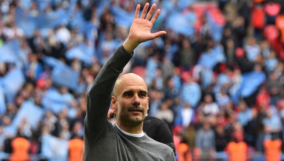 Former Juventus and Barcelona Defender Lilian Thuram Believes Pep Guardiola Will Not Leave Man City