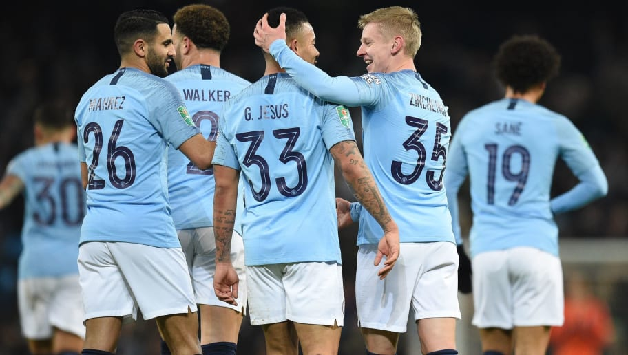 The Stat That Reveals Which Man City Player Has A Perfect Premier League Winning Record 90min