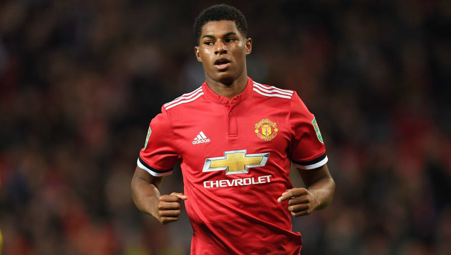 newest 49d55 8d63e Manchester United Confirm Marcus Rashford Will Wear Iconic ...