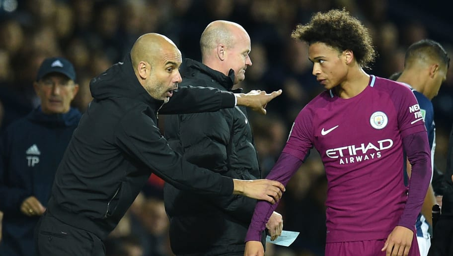 Pep Guardiola Eager for Leroy Sane to Sign a new Contract With Man City Amid Interest From Bayern | ht_media