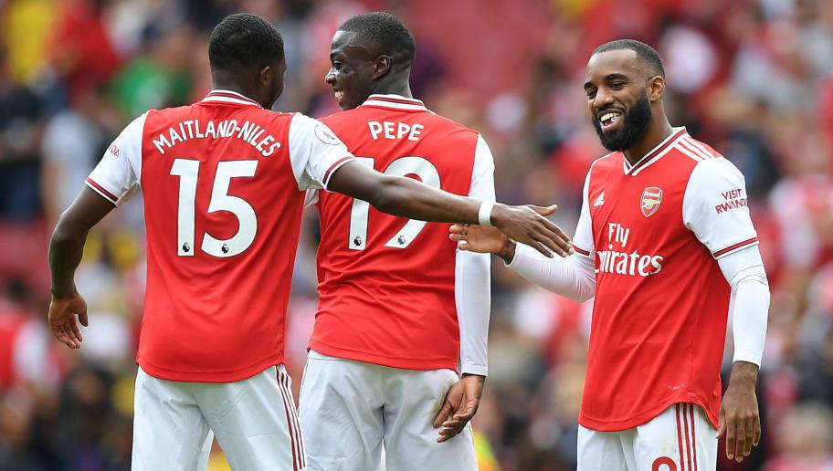 Arsenal Alexandre Lacazette Insists That the Premier League Hasn't Seen His Best as Yet