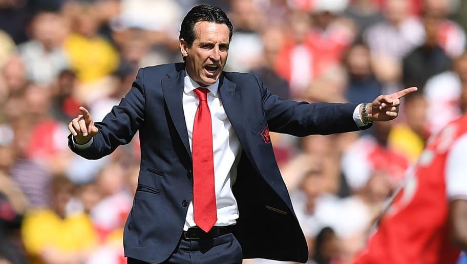 Unai Emery Handed Arsenal Injury Boost Ahead of Crunch Liverpool Clash
