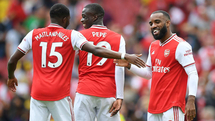 Arsenal: The XI That Should Start Against Liverpool