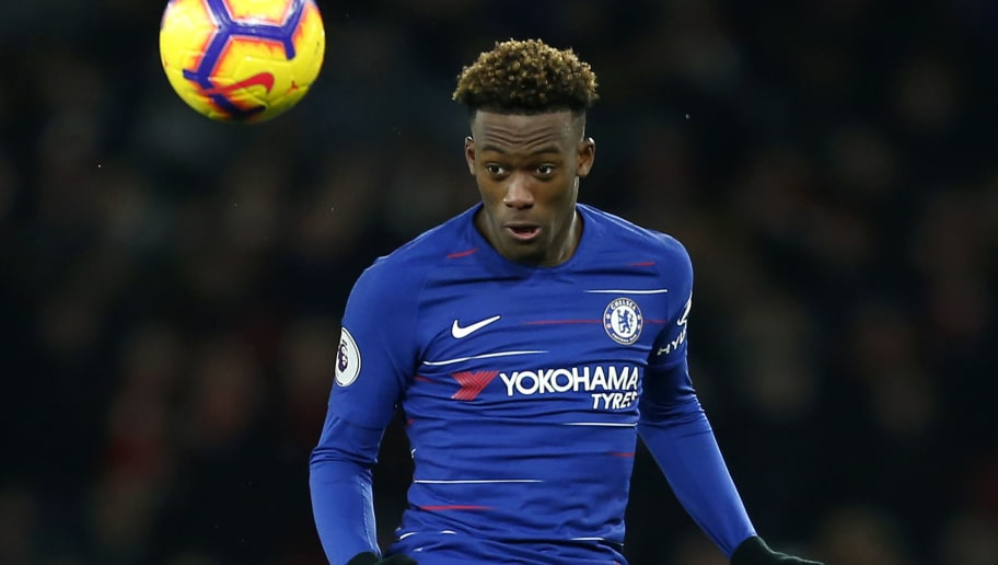 Callum Hudson-Odoi Returns to Chelsea Training After Recovering From Ruptured Achilles