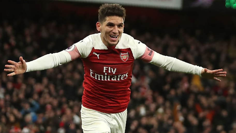 88db51747 Former Gunners Ace Ian Wright Lauds the Impact of Arsenal s Summer Signing  Lucas Torreira