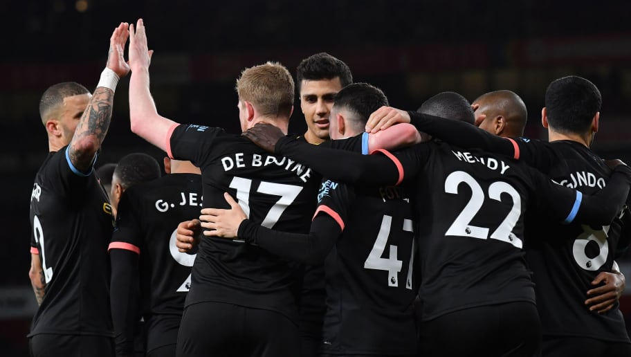 Arsenal 0-3 Manchester City: Report, Ratings and Reaction as De Bruyne Masterclass Sinks Gunners