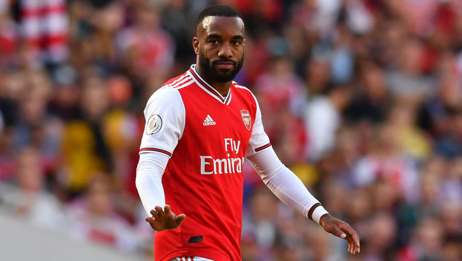 Alexandre Lacazette Set for Period on Sidelines After Picking Up Ankle Injury