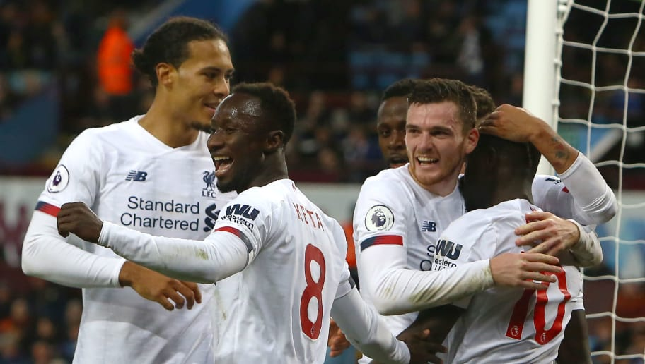 Liverpool's Perseverance Highlighted by Astonishing Statistic After Last-Gasp Winner Over Villa