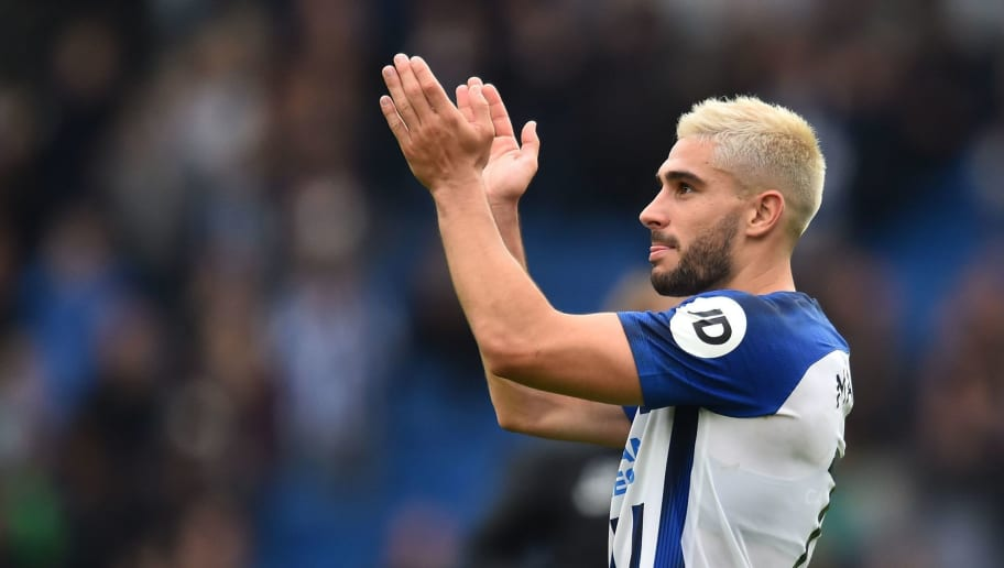 Neal Maupay Reveals How Tottenham Players Reacted Badly to Early Brighton Goal in 3-0 Defeat