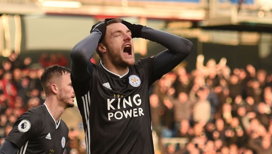 Burnley Aside - Leicester's Jamie Vardy & James Maddison Combination Would Work Wonders for England
