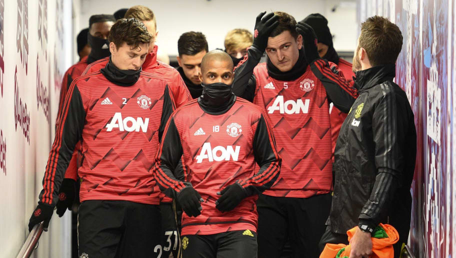 Ashley Young Reportedly Stormed Out of Man United Training in Order to Push Through Inter Move