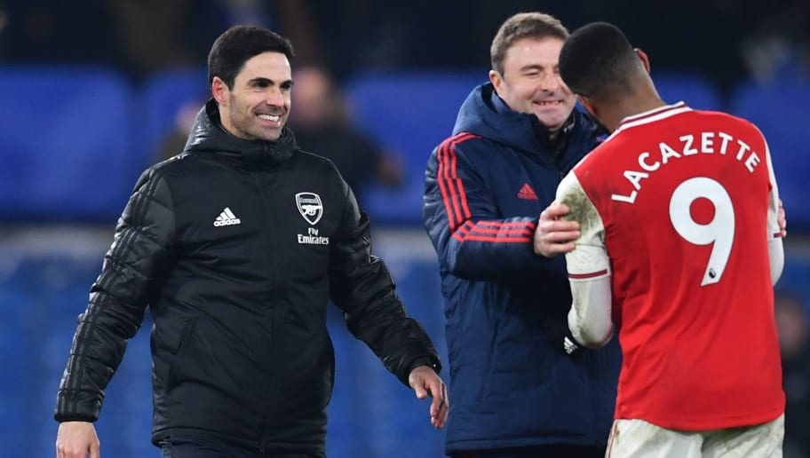 Mikel Arteta Impressed Against Chelsea - But Things Can Get Even Better After the Winter Break