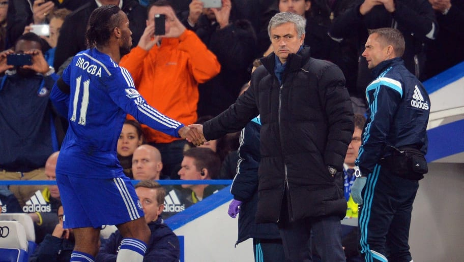 Chelsea Legend Didier Drogba Believes That Jose Mourinho Deserves Another Managerial Chance