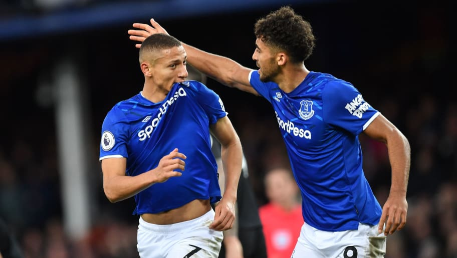 Dominic Calvert-Lewin & Richarlison's Flourishing Partnership Is ...