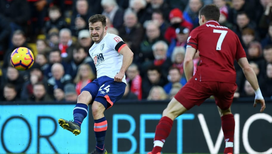 Liverpool Reportedly Join Transfer Tug-Of-War for Bournemouth Winger Ryan Fraser