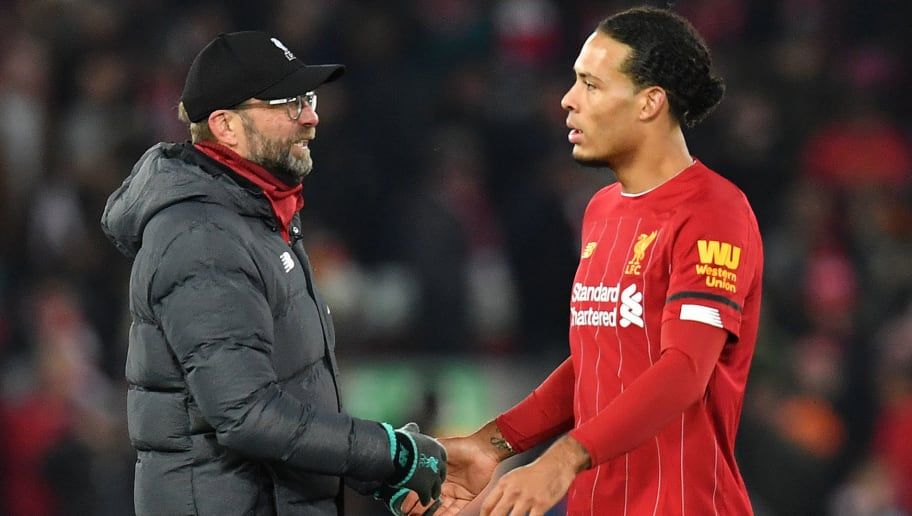 ​Jurgen Klopp Claims Franco Baresi Praising Van Dijk Is Like Being Crowned by the King