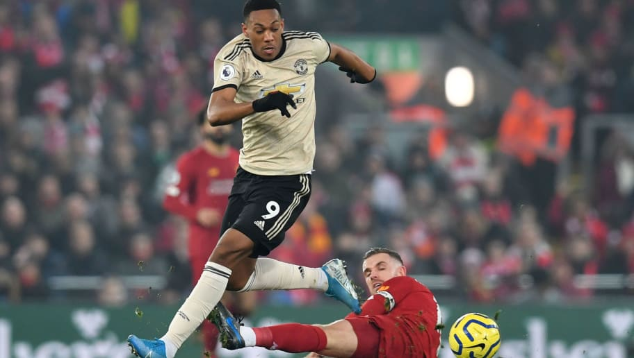 Roy Keane Brands Anthony Martial as 'Not Good Enough' For Man United After Loss To Liverpool