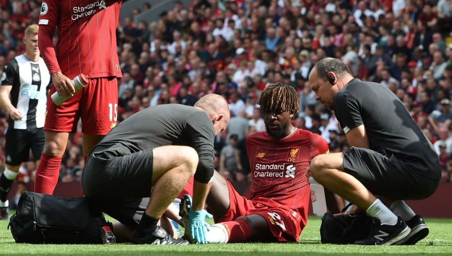 Jurgen Klopp Provides Injury Update on Liverpool Striker Divock Origi Following Newcastle Win
