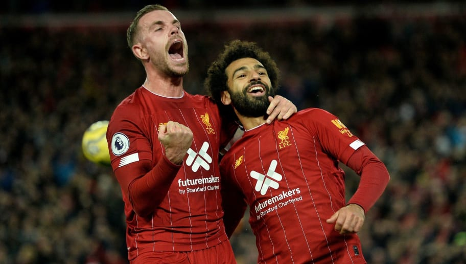 The 4 Impressive Stats That Sum Up Liverpool's Outstanding Recent Form