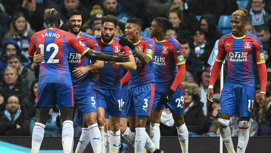 Picking the Best Potential Crystal Palace Lineup to Face Cardiff in the Premier League on Wednesday