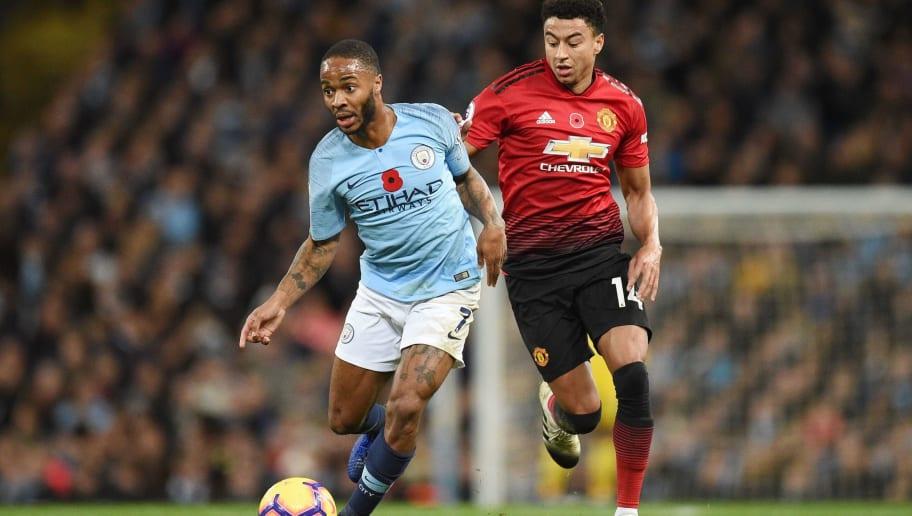 Manchester City vs Manchester United Premier League Live