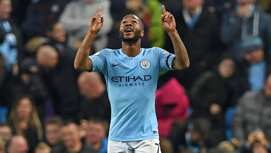 Man City Star Raheem Sterling Named Premier League Player of the Month for November
