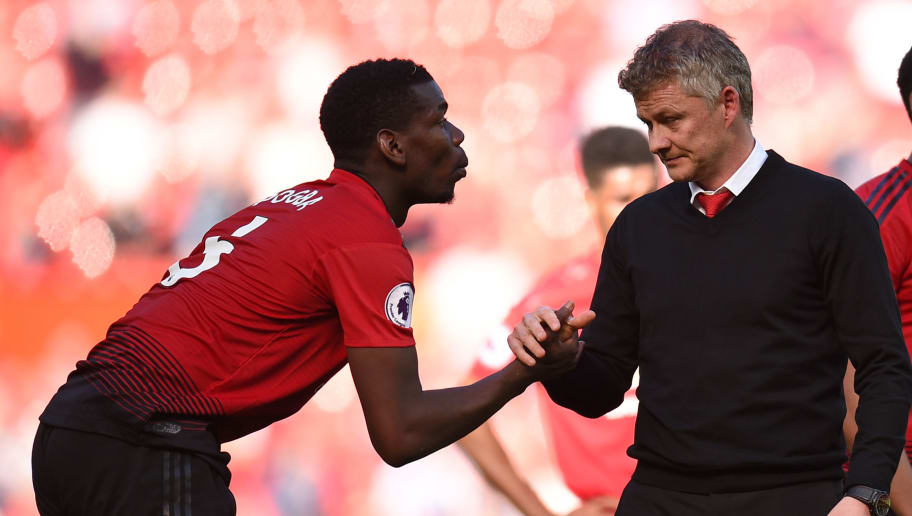 Paul Pogba Will Stay At Manchester United, Claims Manager Ole Gunnar Solskjaer