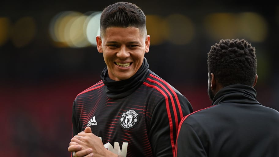 Marcos Rojo Reveals Plans to Stay at Manchester United Following Talks With Ole Gunnar Solskjaer
