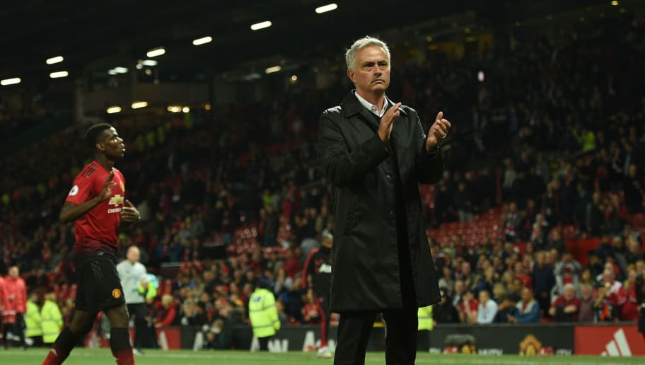 7 Of Jose Mourinho S Most Embarrassing Defeats At Manchester United 90min